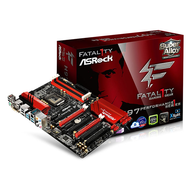 ASRock Fatal1ty H97 Performance Intel Graphics Drivers (2019)