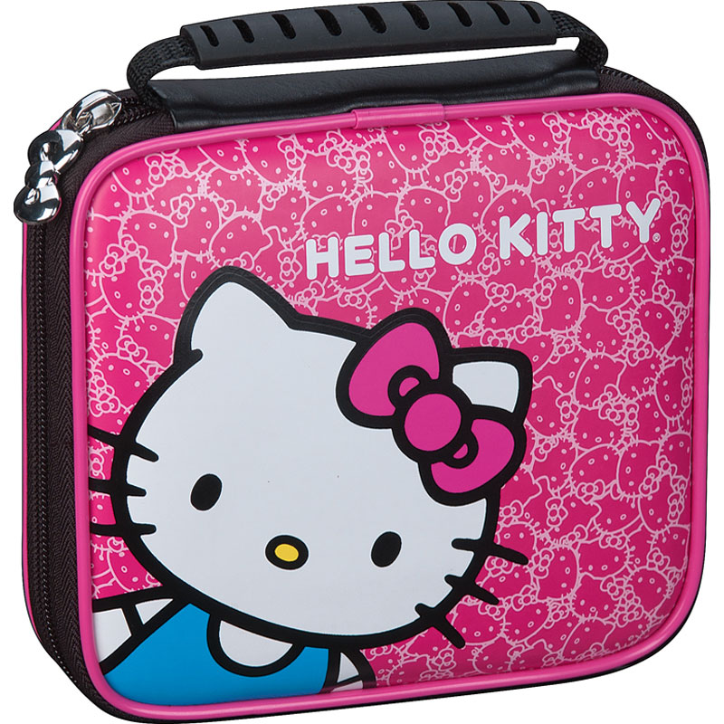 Bigben sacoche de transport hello kitty nintendo 2ds for Housse 2ds bigben
