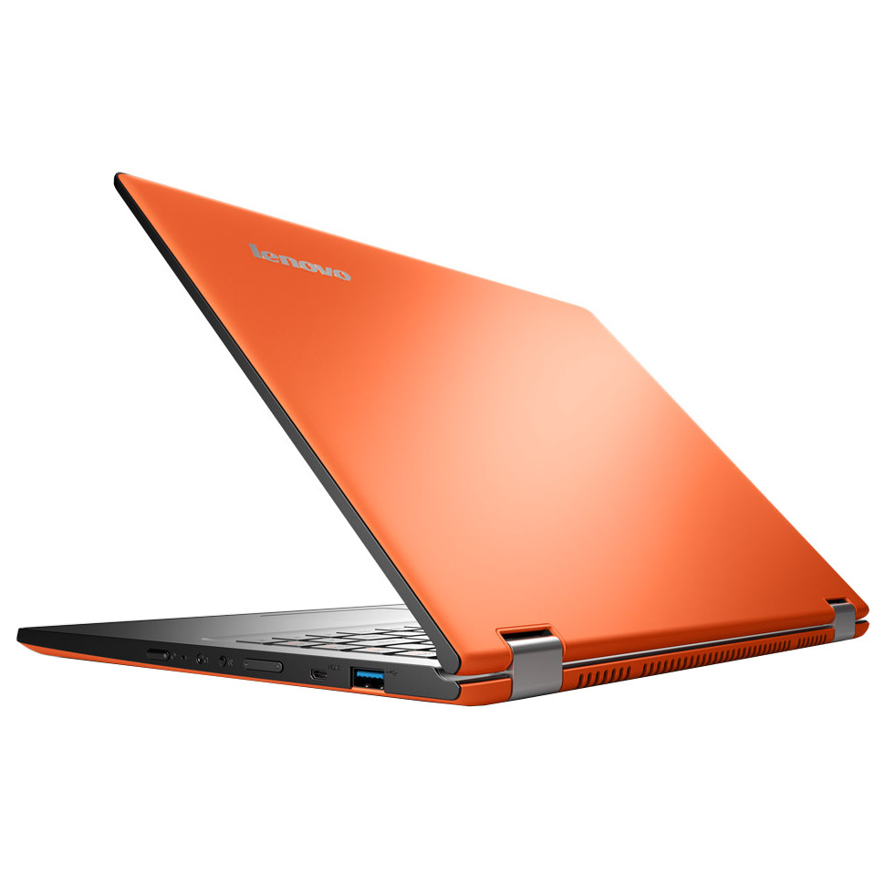lenovo yoga 2 13 pouces orange 59402181 pc portable lenovo sur. Black Bedroom Furniture Sets. Home Design Ideas