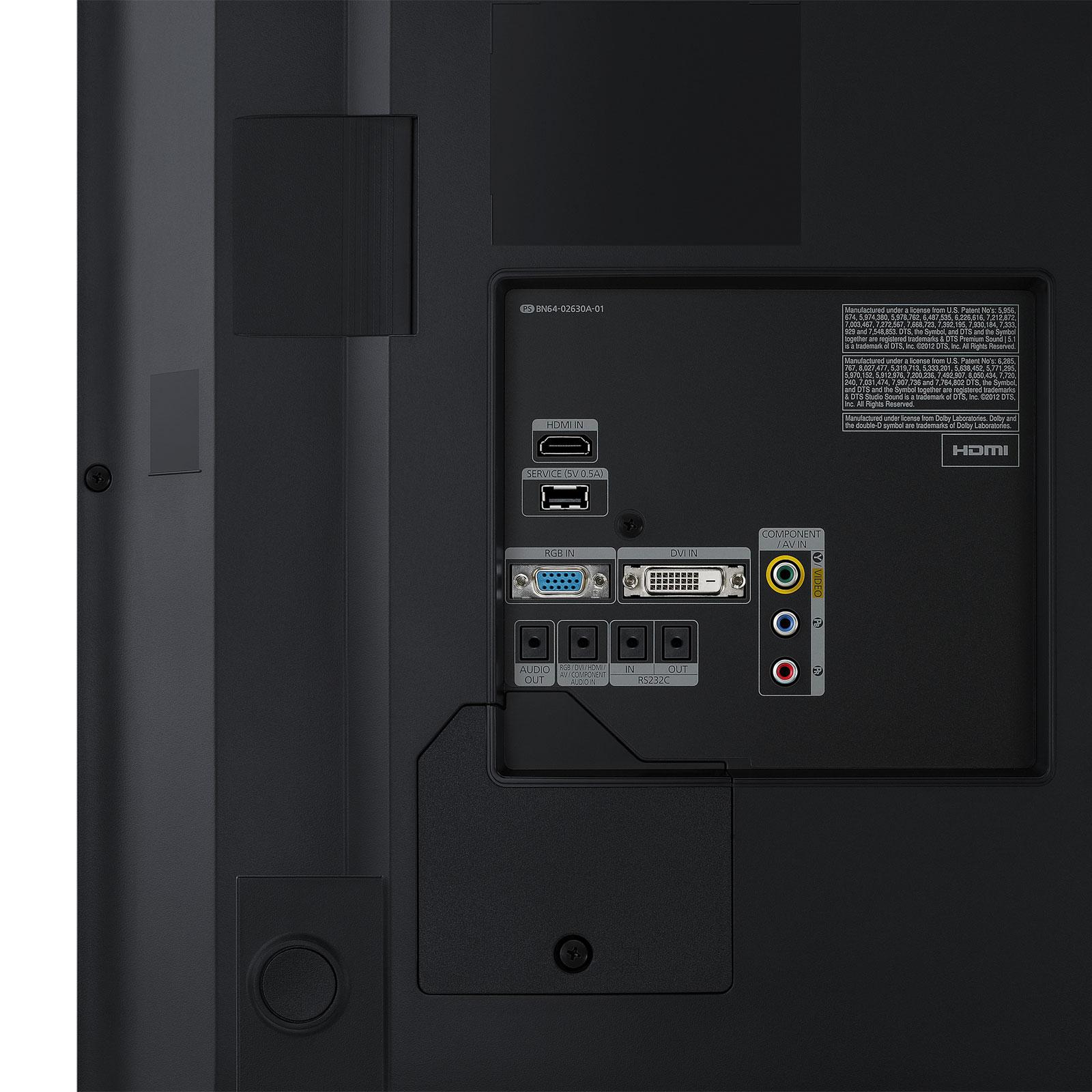 Samsung 65 led ed65d ecran dynamique samsung sur for Samsung photo ecran