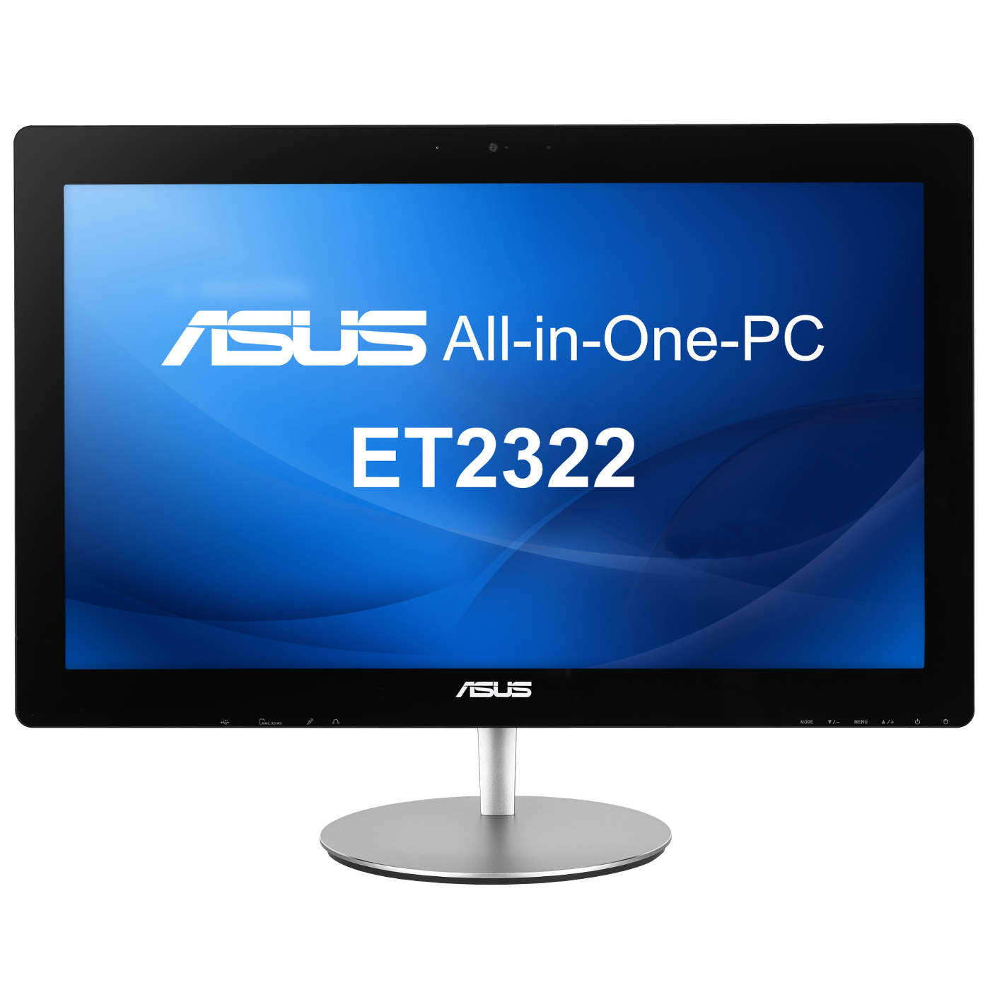 asus all in one pc et2322iuth b001q pc de bureau asus sur. Black Bedroom Furniture Sets. Home Design Ideas