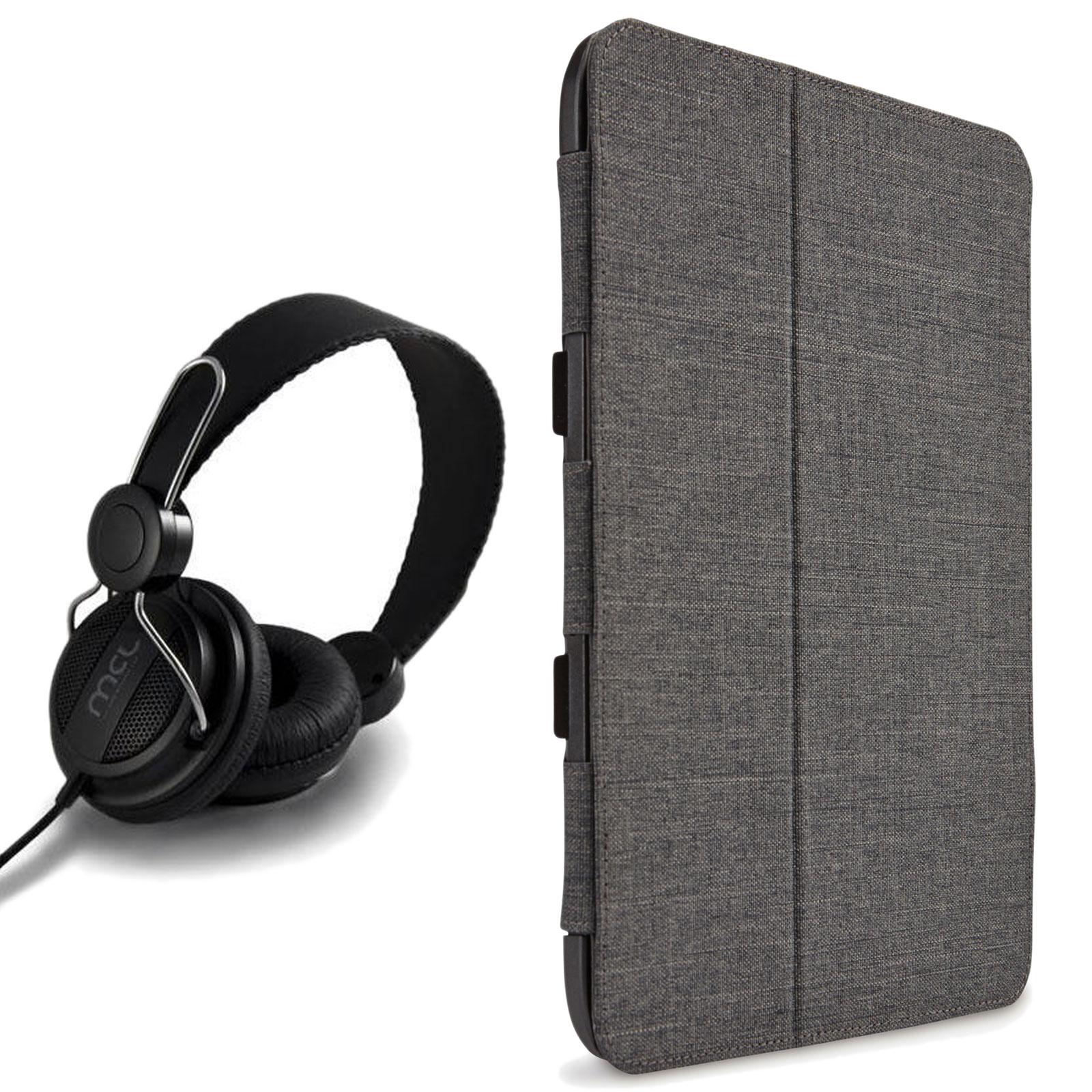 """Accessoires Tablette Case Logic FSG-1073 + casque OFFERT ! Étui-support pour Galaxy Tab 3 7"""" + casque offert"""