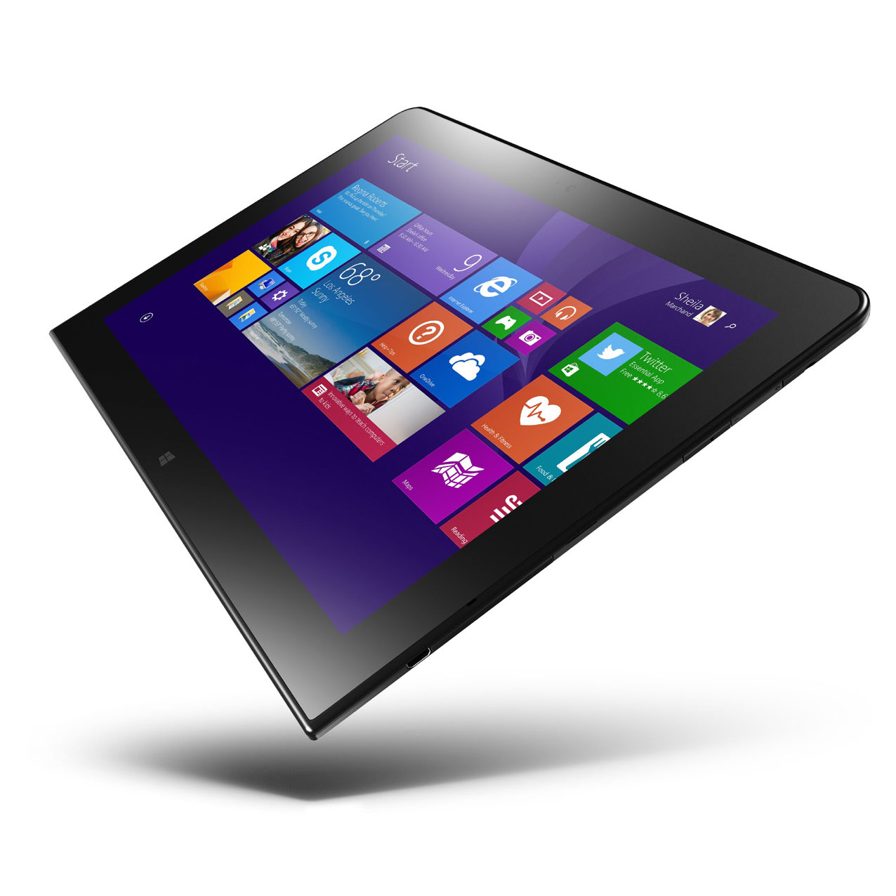 lenovo thinkpad 10 20c1000mfr tablette tactile lenovo sur. Black Bedroom Furniture Sets. Home Design Ideas