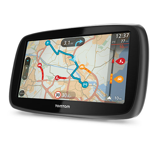 tomtom go 60 gps tomtom sur. Black Bedroom Furniture Sets. Home Design Ideas