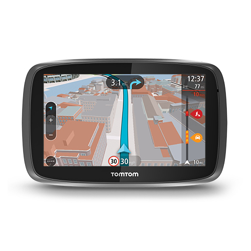 tomtom go 500 gps tomtom sur. Black Bedroom Furniture Sets. Home Design Ideas