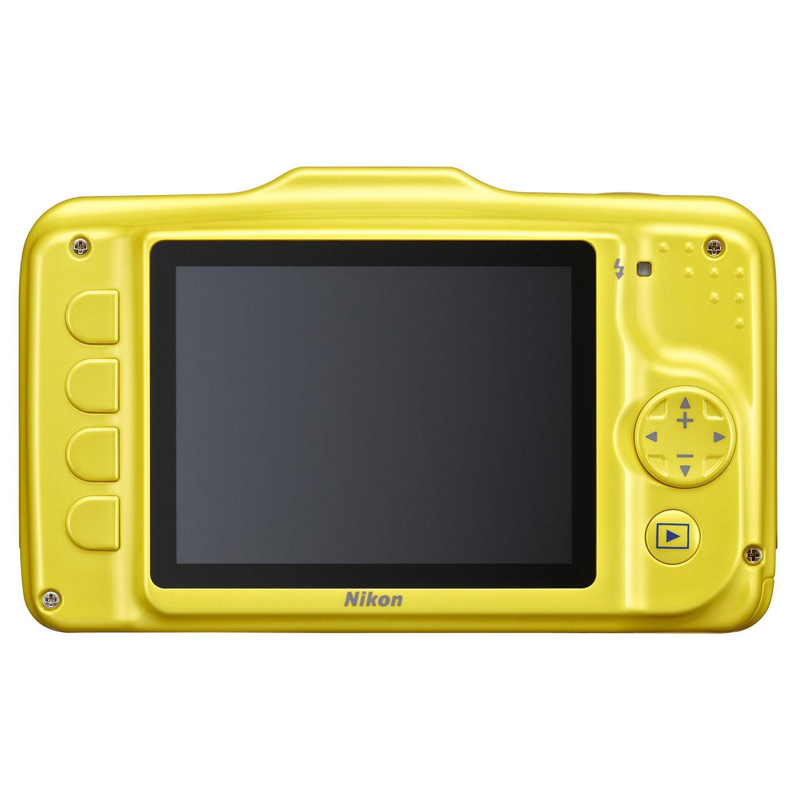 Nikon coolpix s31 jaune appareil photo num rique nikon for Miroir projector 720p