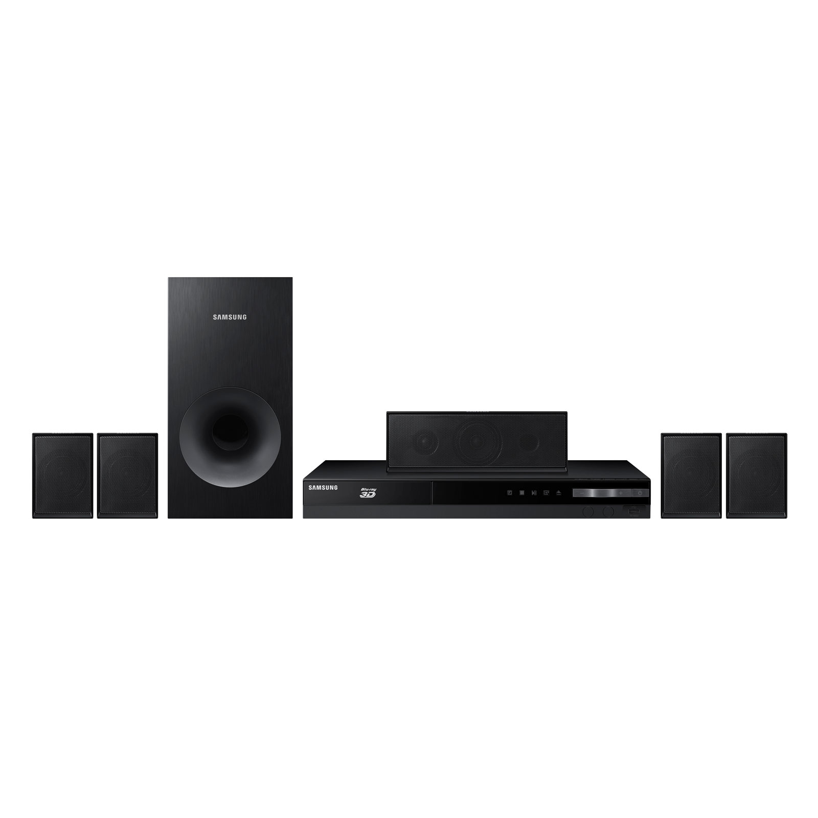 Samsung ht h4500r ensemble home cin ma samsung sur ldlc - Ensemble tv home cinema ...