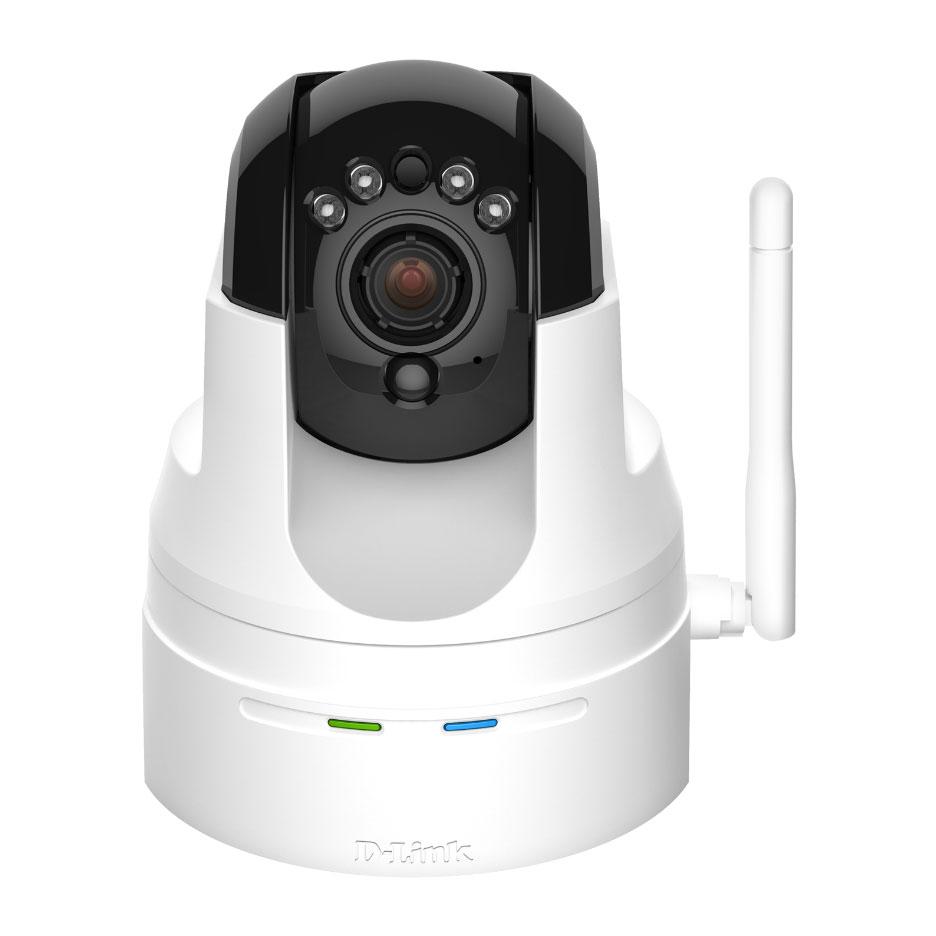 Caméra IP D-Link DCS-5222L Caméra réseau 720p sans fil Wi-Fi N