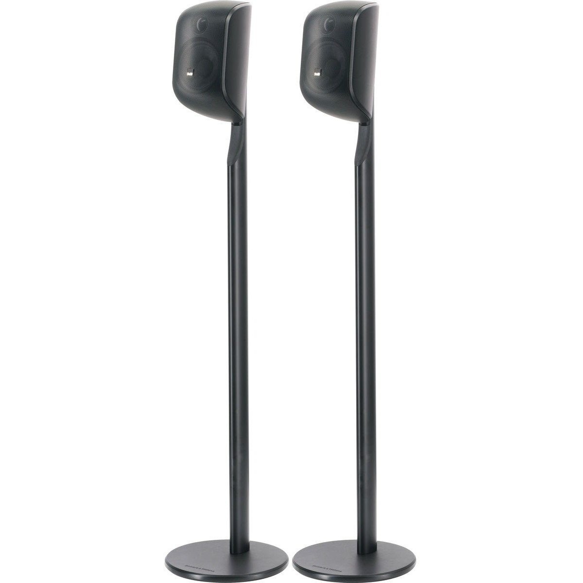 b w fs m1 noir pied support enceinte bowers wilkins sur. Black Bedroom Furniture Sets. Home Design Ideas