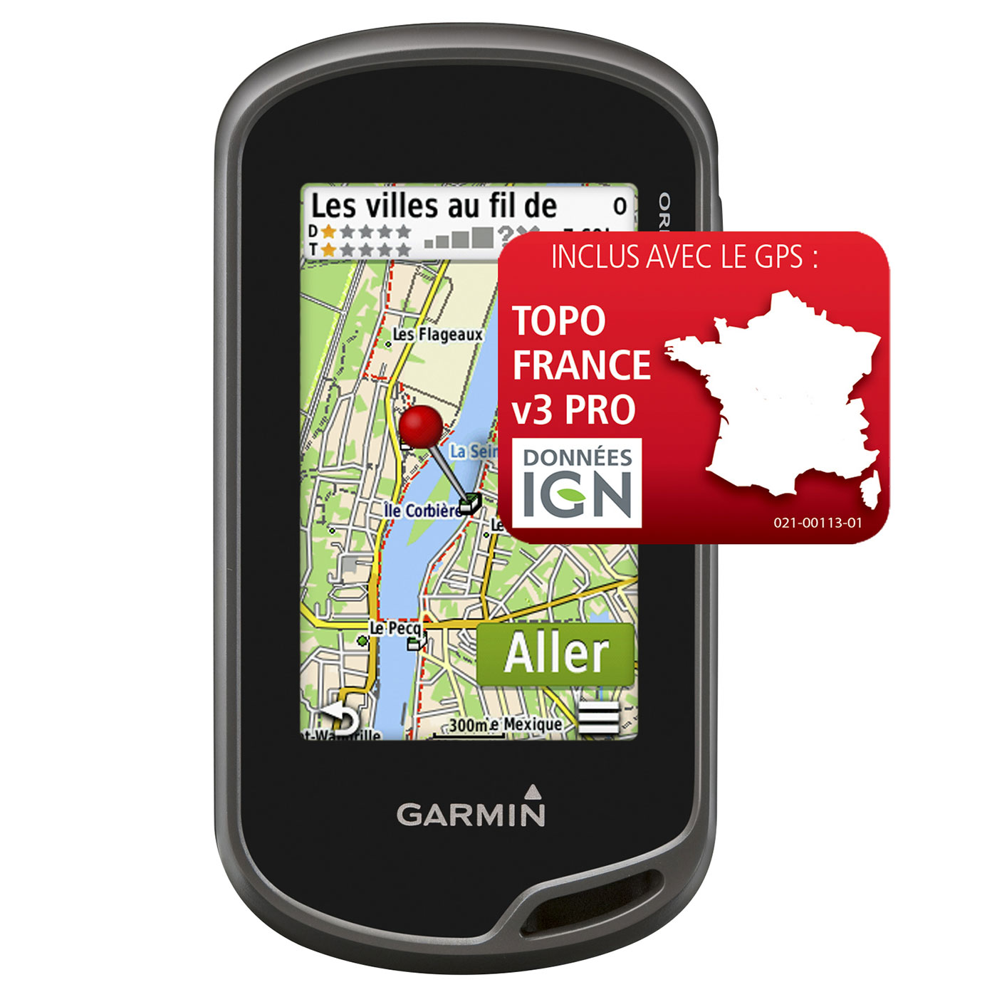 carte ign gratuite garmin