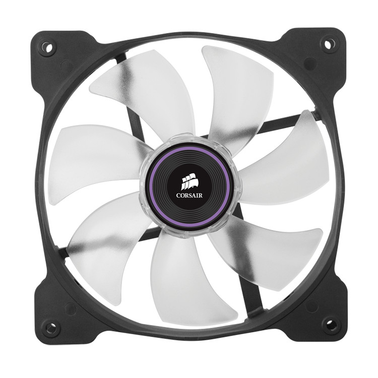 Corsair Air Series SP140 Purple High Static Pressure par
