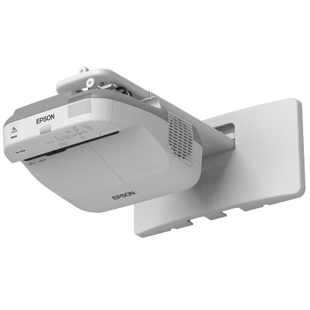 Epson eb 575w vid oprojecteur epson sur - Support plafond videoprojecteur epson ...
