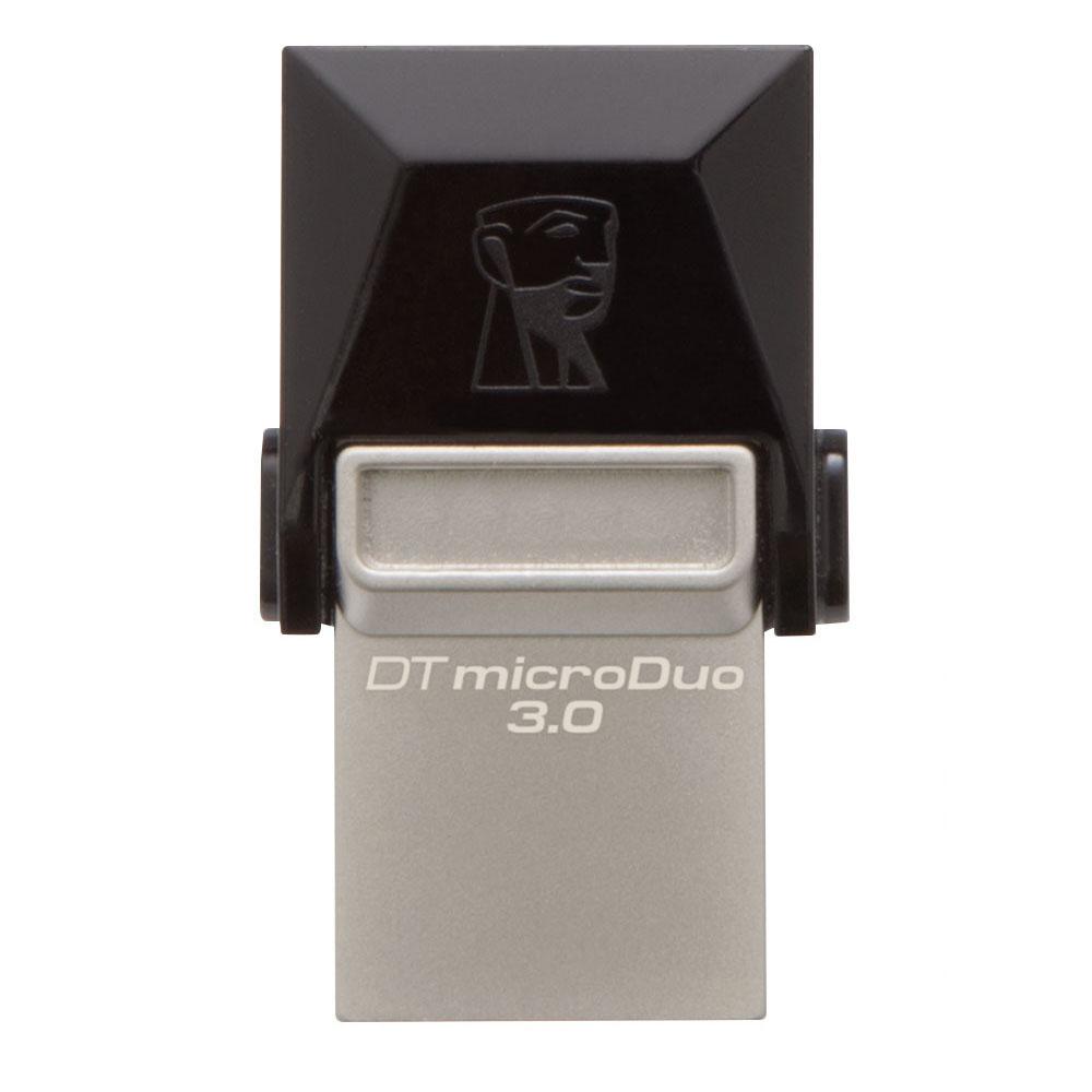 Clé USB Kingston DataTraveler microDuo 16 Go Clé USB 3.0 et MicroUSB 16 Go (garantie constructeur 5 ans)