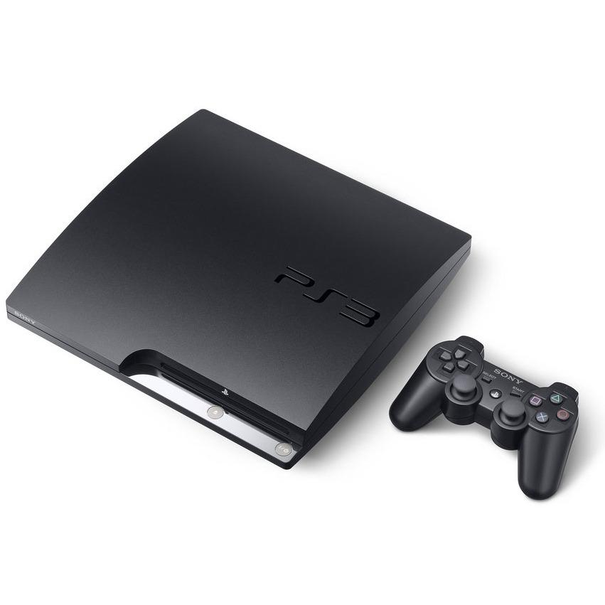 Sony playstation 3 slim console de jeux sony interactive for Console de jeux