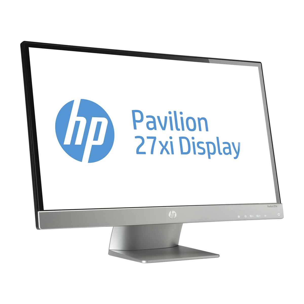 Hp 27 led 27xi c4d27aa ecran pc hp sur for Moniteur 27 pouces dalle ips