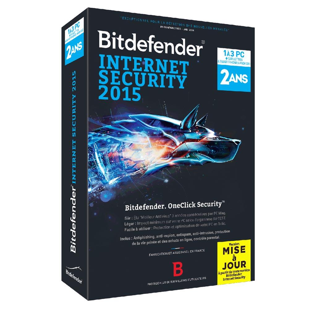 Le logiciel sécurité Bitdefender Internet Security 2019 - 2 ans / 5 PC est de ceux-là et vous permet de redevenir quasiment insouciant. Une utilisation totalement autonome Le logiciel sécurité Bitdefender Internet Security 2019 - 2 ans / 5 PC reste transparent dans l'utilisation de votre ordinateur.
