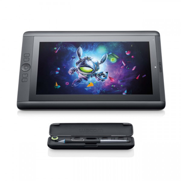 Wacom cintiq companion hybrid 16 go tablette graphique for Photo ecran tablette