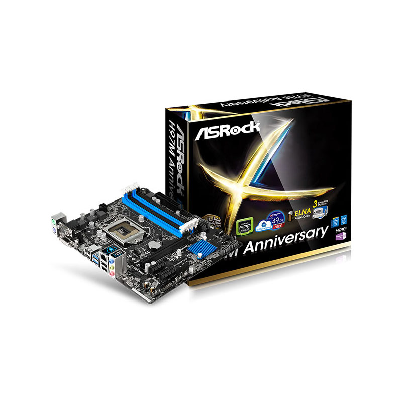 ASRock Fatal1ty H97 Performance Intel Graphics Update