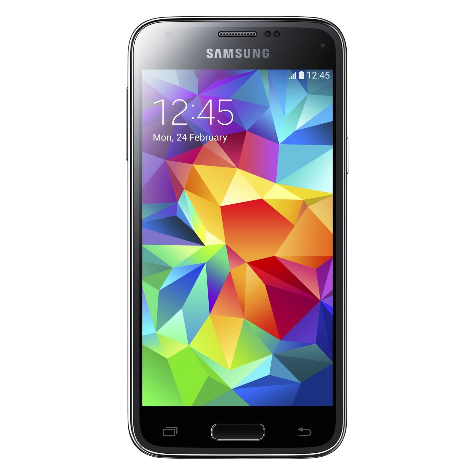 samsung galaxy s5 mini sm g800 noir 16 go mobile smartphone samsung sur. Black Bedroom Furniture Sets. Home Design Ideas