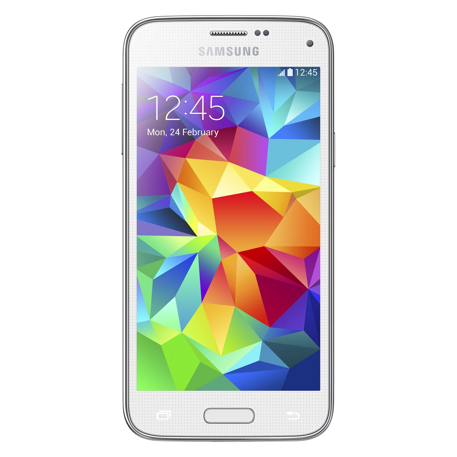 Mobile   smartphone Samsung Galaxy S5 mini SM-G800 Blanc 16 Go Smartphone 4G - 39fc653e4e9e