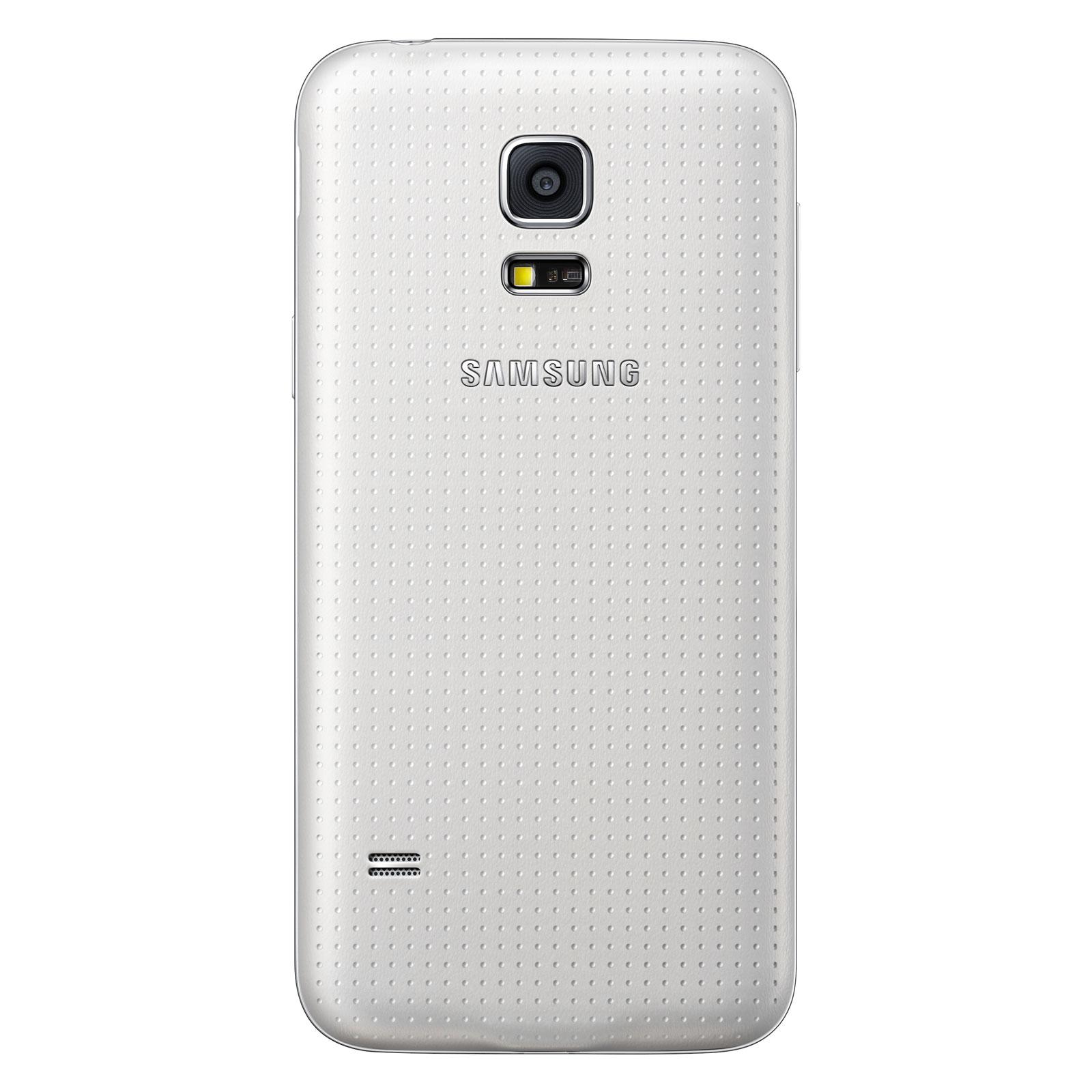 samsung galaxy s5 mini sm g800 blanc 16 go mobile. Black Bedroom Furniture Sets. Home Design Ideas