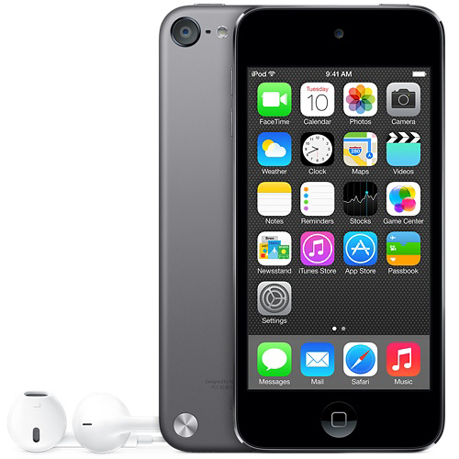 apple ipod touch 32 go argent lecteur mp3 ipod apple sur. Black Bedroom Furniture Sets. Home Design Ideas
