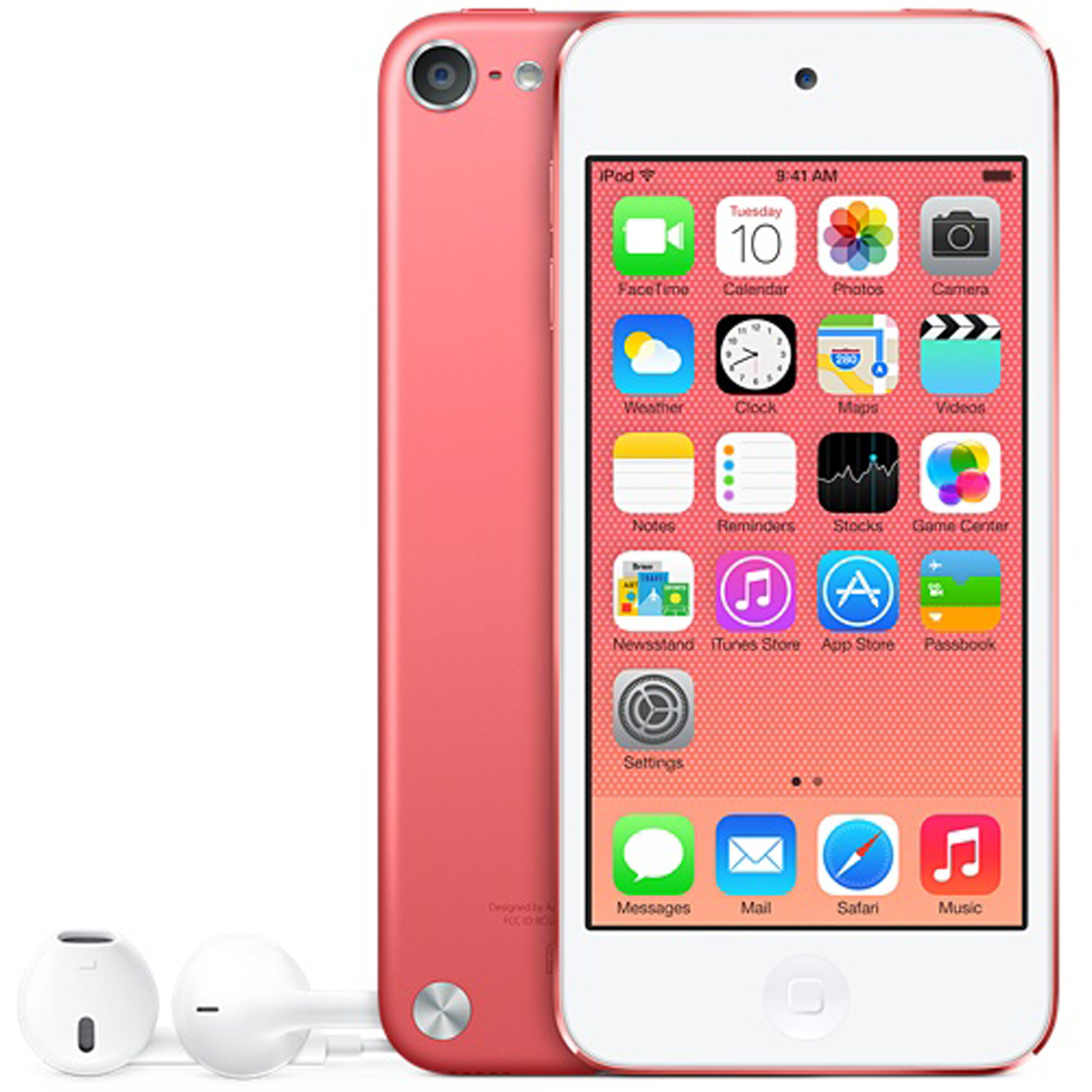 apple ipod touch 64 go rose lecteur mp3 ipod apple sur. Black Bedroom Furniture Sets. Home Design Ideas
