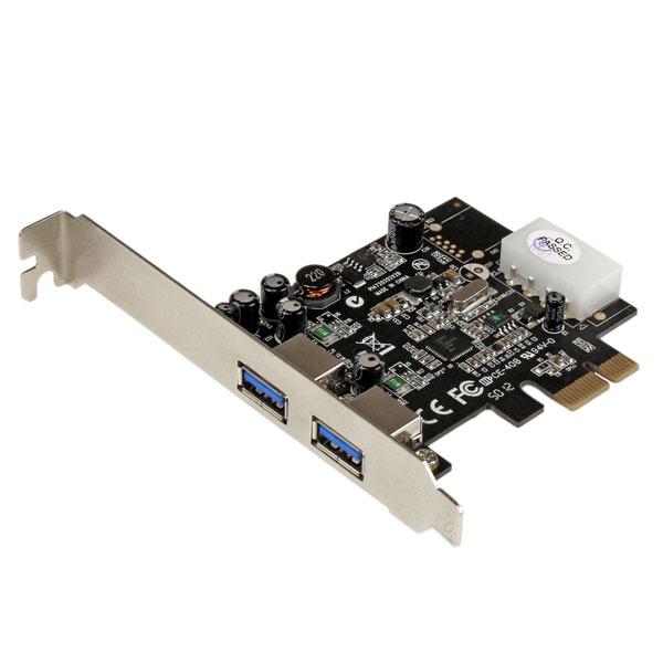 Pexusb3s25 carte contr leur - Carte controleur pci express 4 ports usb 3 0 ...