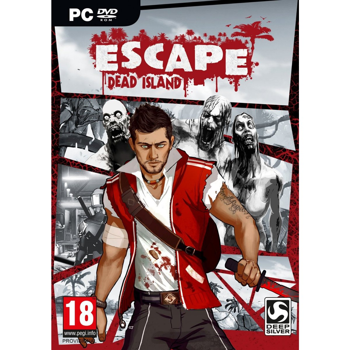 Jeux PC Escape Dead Island (PC) Escape Dead Island (PC)