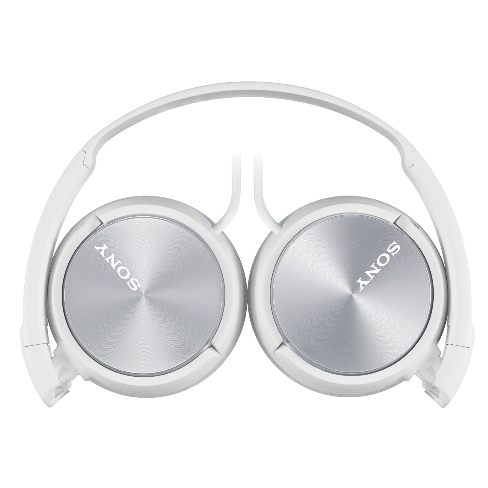 Sony mdr zx310ap blanc casque sony sur for Le meuble headsets