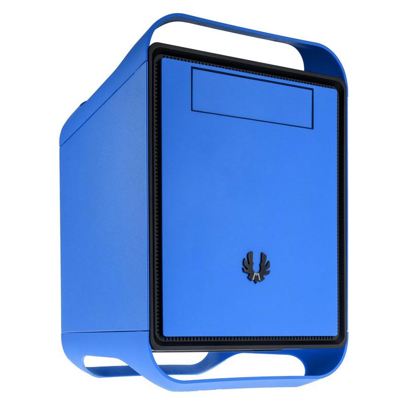 Boîtier PC BitFenix Prodigy M (bleu) Boitier Micro-ATX