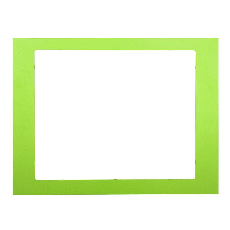 Panneaux latéraux PC BitFenix Prodigy M Window Side Panel Vert Panneau latéral avec fenêtre pour boitier Bitfenix Prodigy M