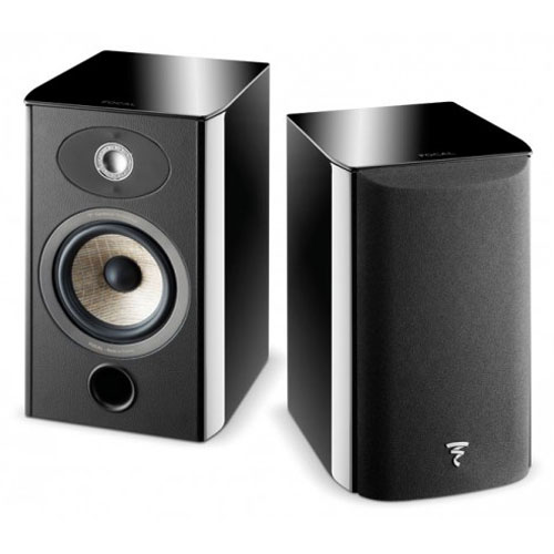 focal aria 905 black high gloss par paire enceintes hifi focal sur. Black Bedroom Furniture Sets. Home Design Ideas