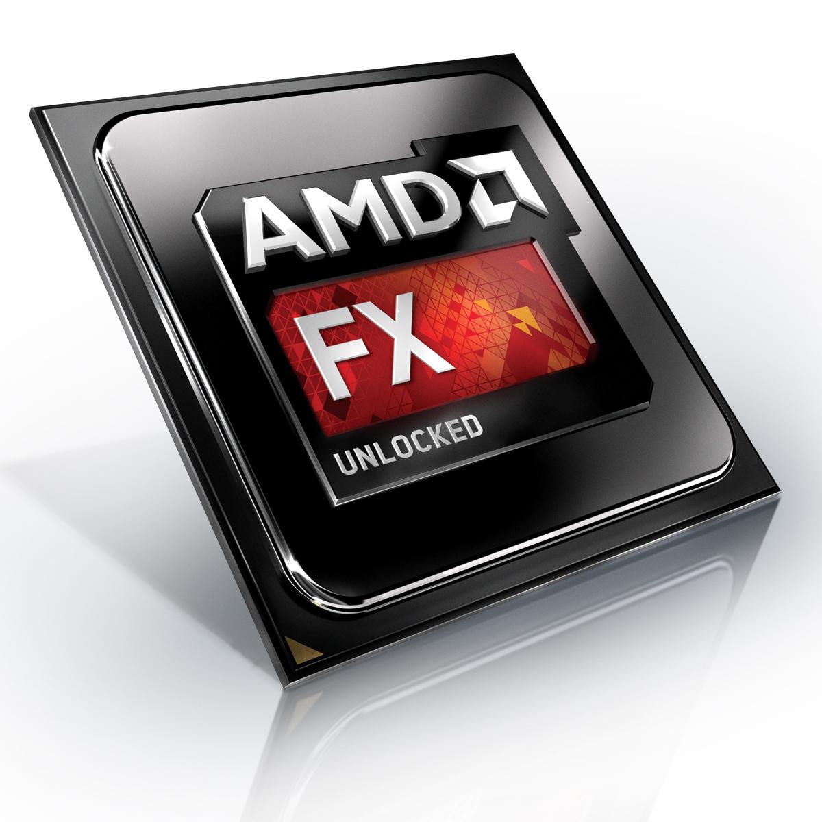 Processeur AMD FX 8320E Black Edition (3.2 GHz) Processeur 8-Core socket AM3+ Cache L3 8 Mo 0.032 micron TDP 95W (version boîte - garantie constructeur 3 ans)