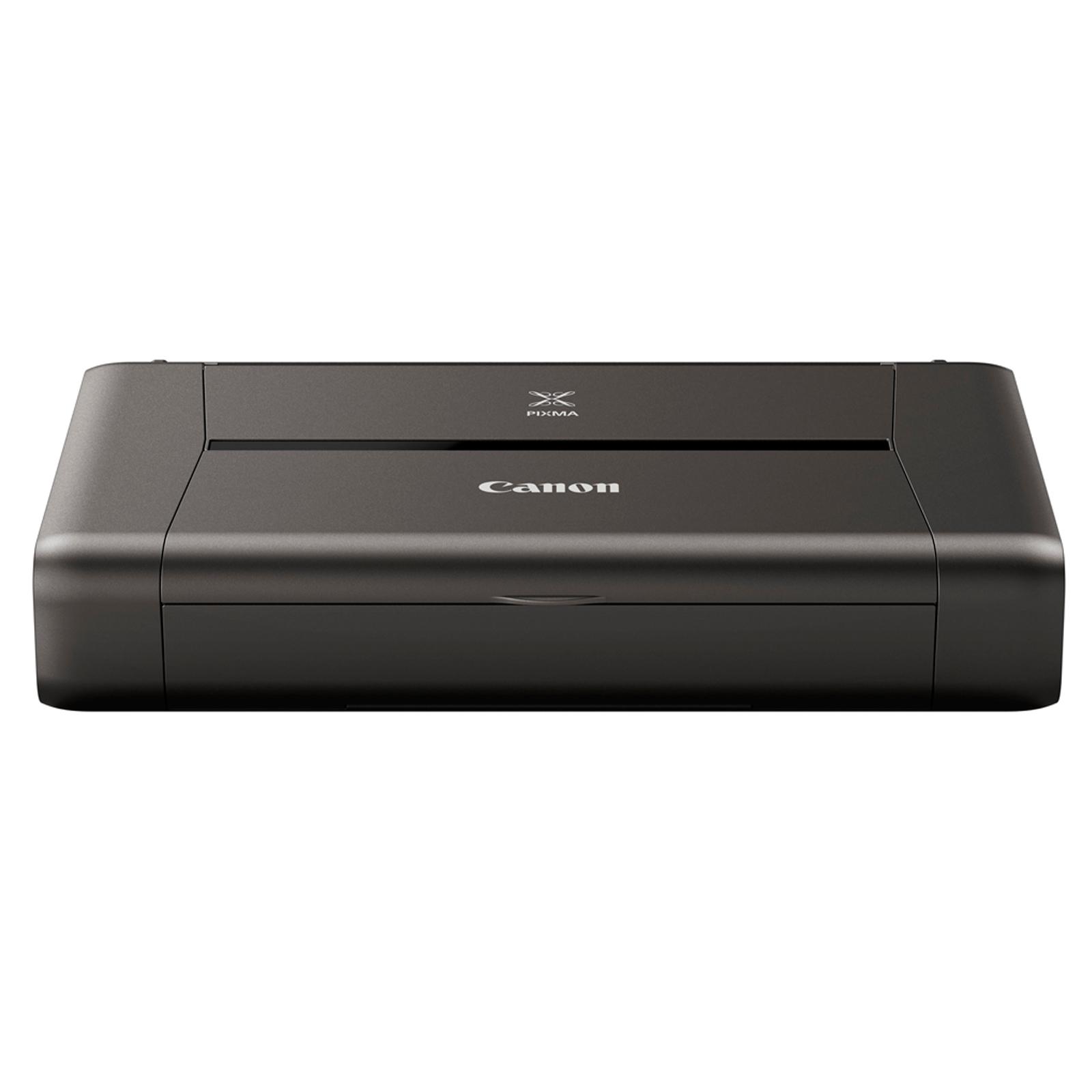 Imprimante jet d'encre Canon PIXMA iP110 sans batterie Imprimante jet d'encre (USB 2.0/Wi-Fi)