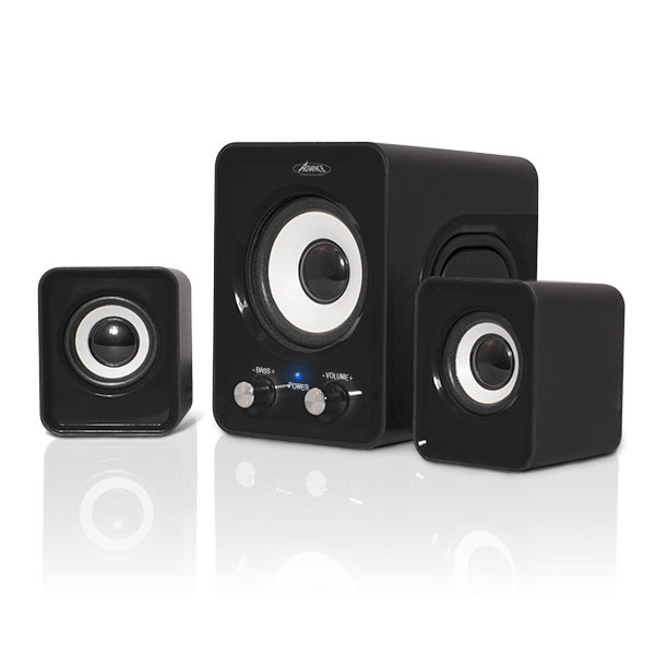 advance soundphonic 2 1 6w enceinte pc advance sur. Black Bedroom Furniture Sets. Home Design Ideas