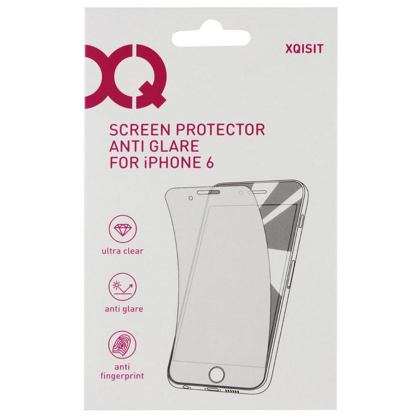 Accessoires iPhone xqisit iPhone 6/6s Screen Protector (x3) Lot de trois films de protection écran pour Apple iPhone 6/6s
