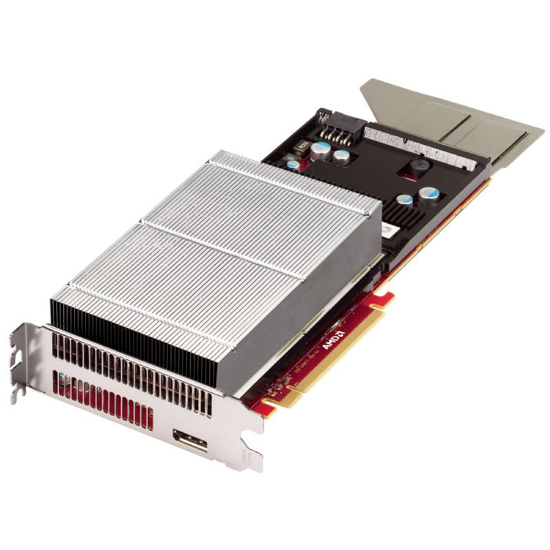Carte graphique pro Sapphire AMD Radeon Sky 700 6 GB 6 Go DisplayPort - PCI-Express 3.0 16x