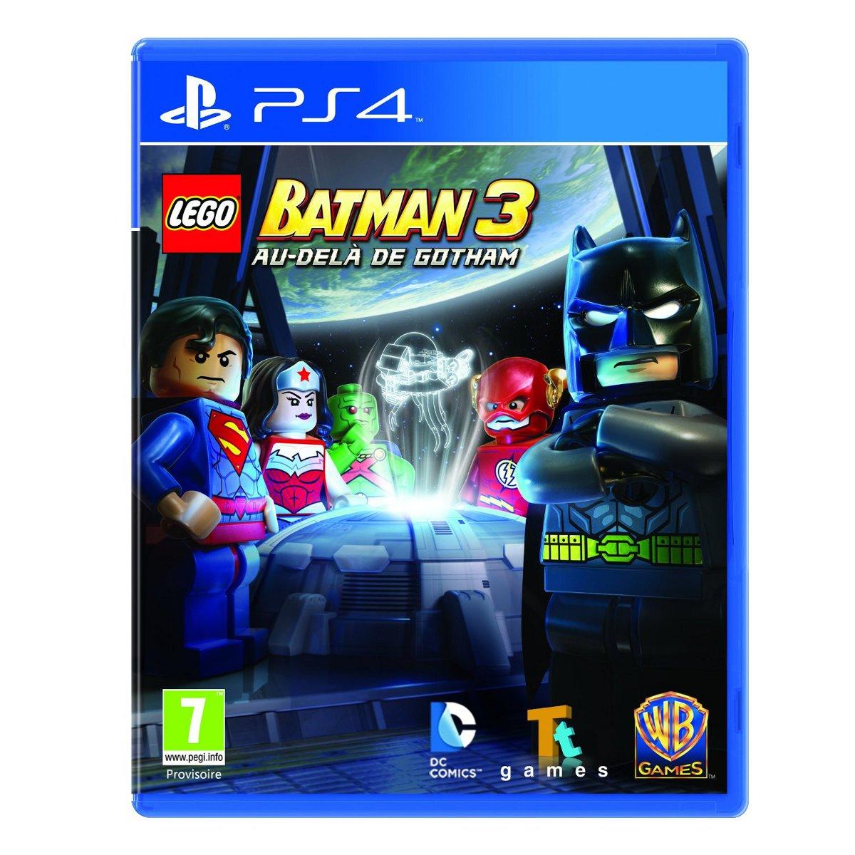 lego batman 3 au d l de gotham ps4 jeux ps4 warner bros games sur. Black Bedroom Furniture Sets. Home Design Ideas