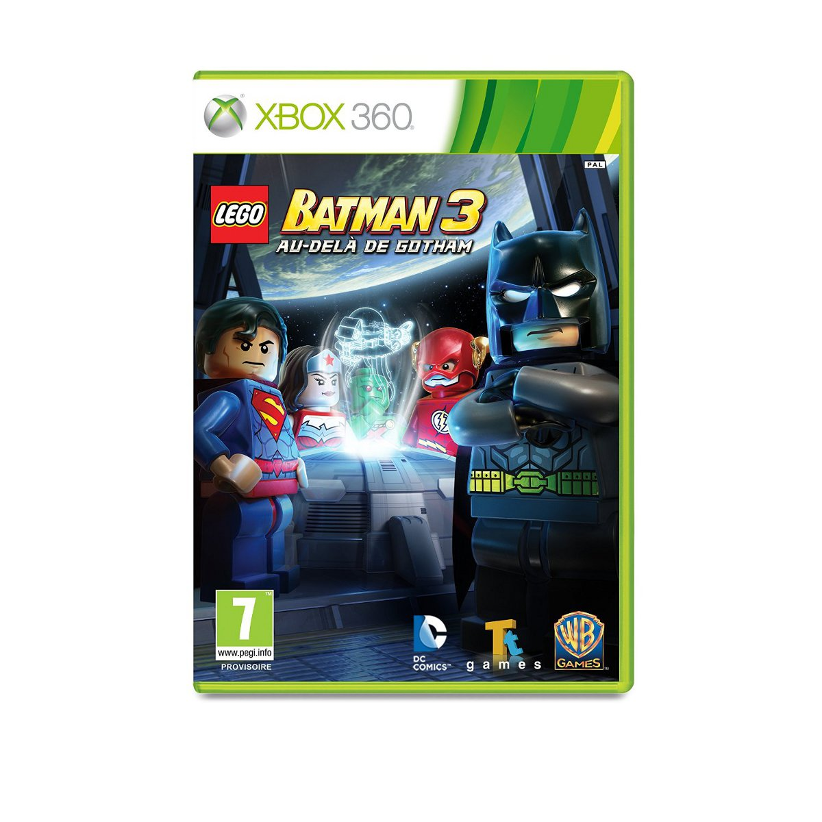lego batman 3 au d l de gotham xbox 360 jeux xbox 360 warner bros games sur. Black Bedroom Furniture Sets. Home Design Ideas