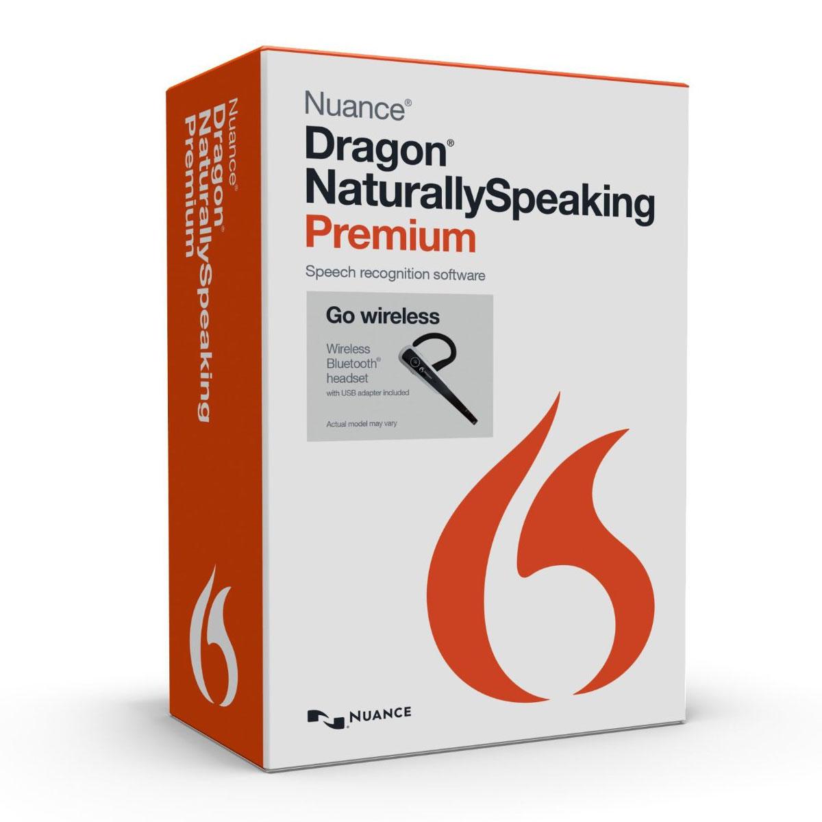 reconnaissance vocale dragon