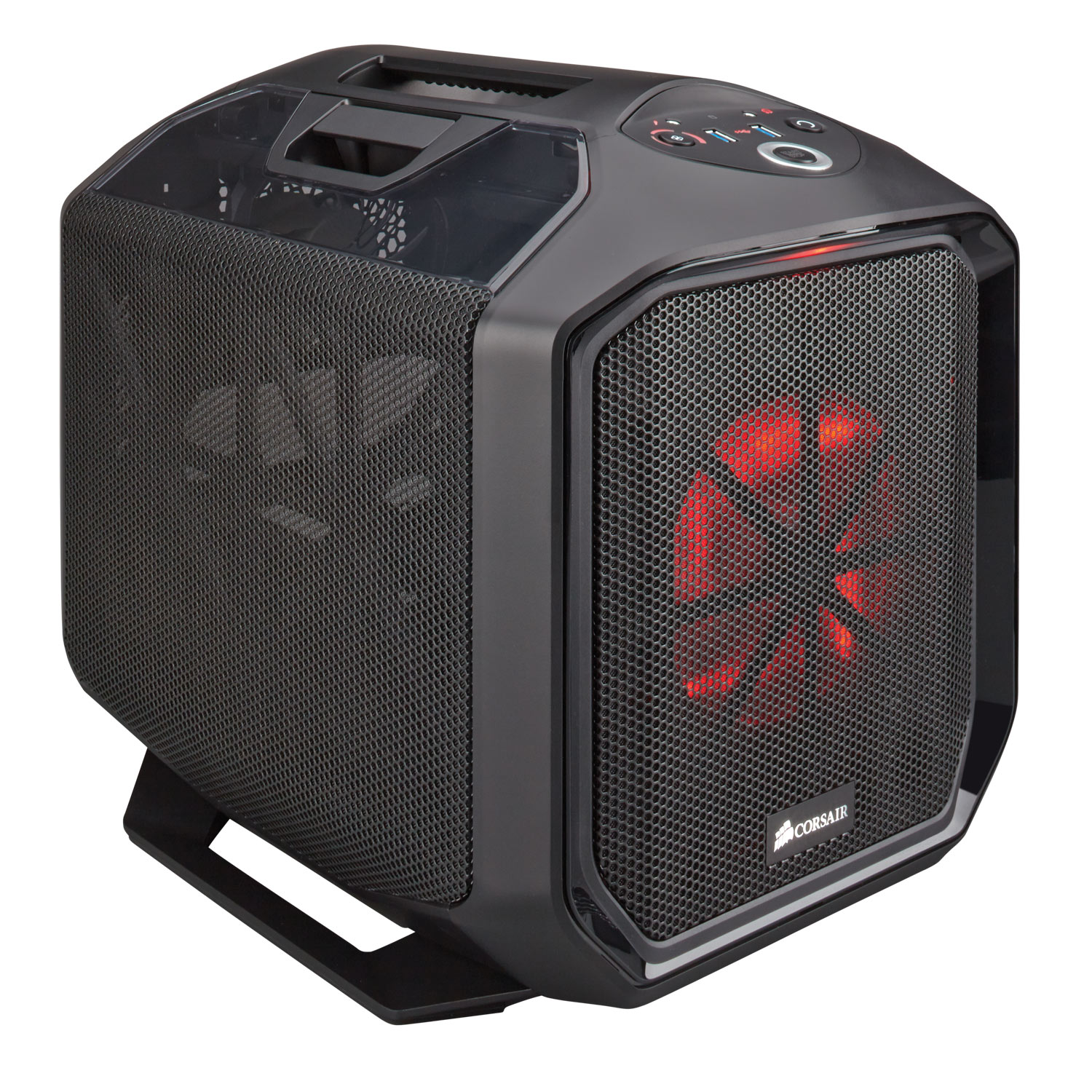 corsair graphite 380t noir bo tier pc corsair sur. Black Bedroom Furniture Sets. Home Design Ideas