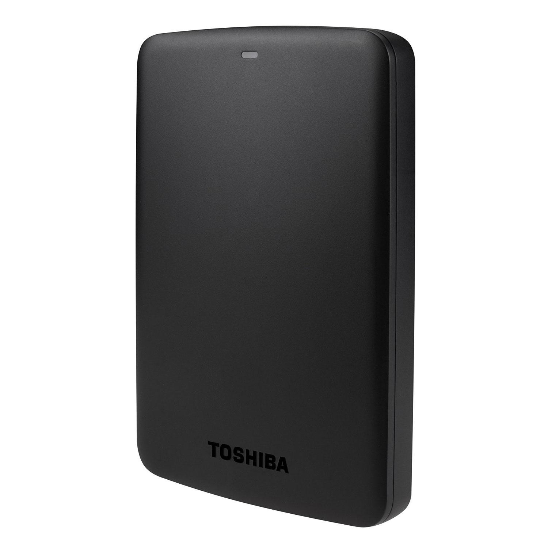 """Disque dur externe Toshiba Canvio Basics 1 To Noir Disque dur externe 2.5"""" sur port USB 3.0"""