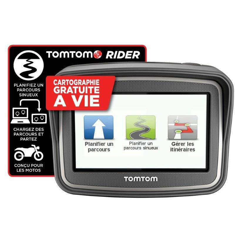 tomtom rider version europe gps tomtom sur. Black Bedroom Furniture Sets. Home Design Ideas