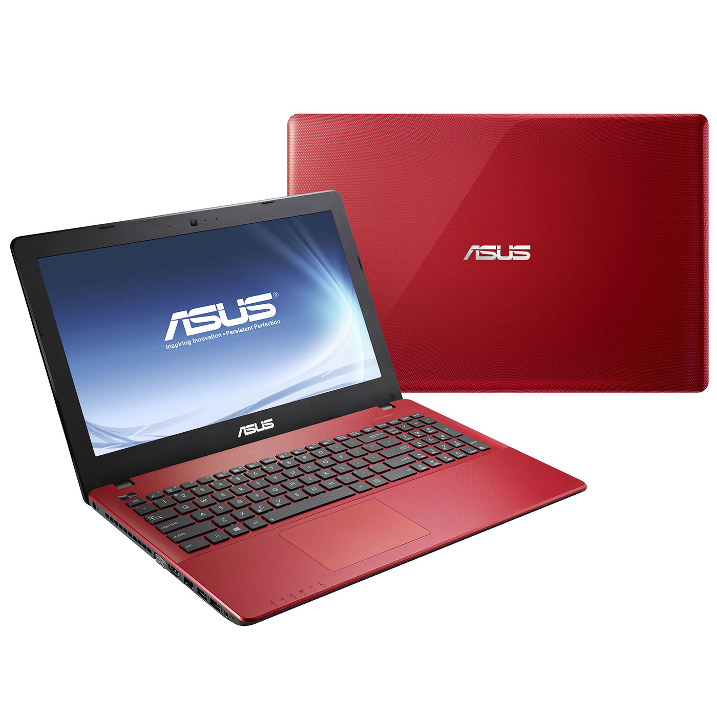 asus r510lav xx962h rouge pc portable asus sur. Black Bedroom Furniture Sets. Home Design Ideas