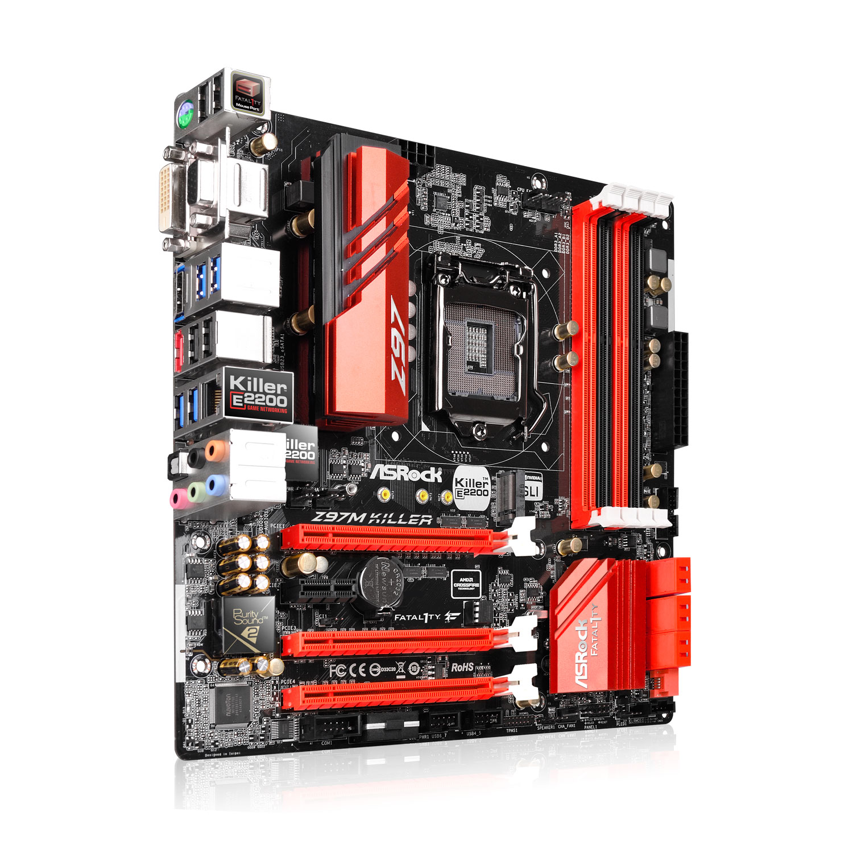 ASRock Fatal1ty Z97M Killer Intel USB 3.0 Drivers for Windows 7