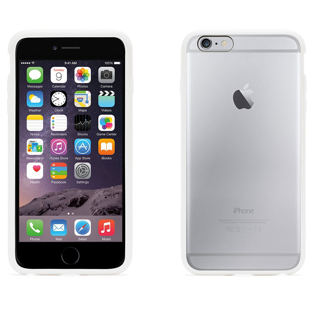 Iphone  Blanc Argent