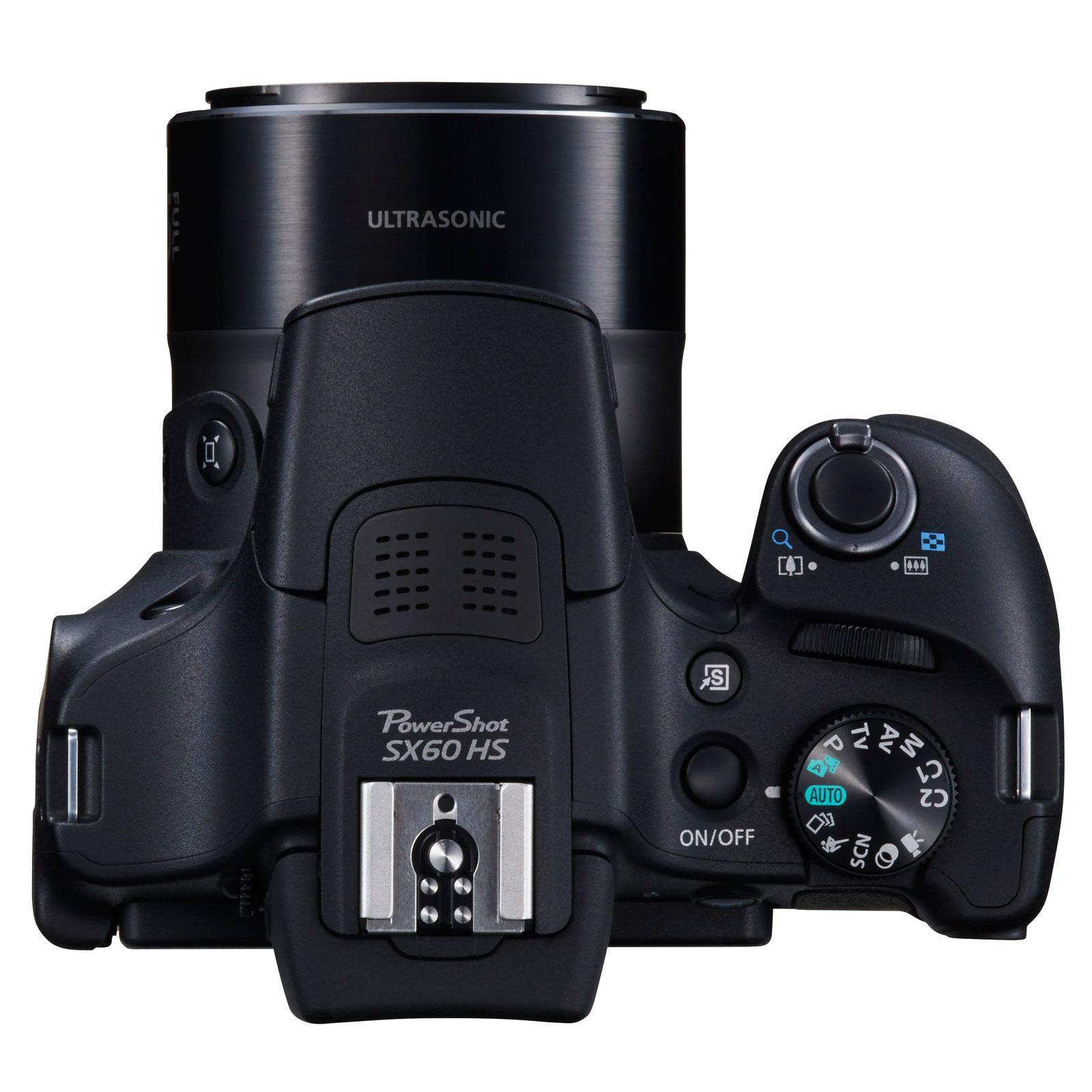 appareil photo ultra zoom