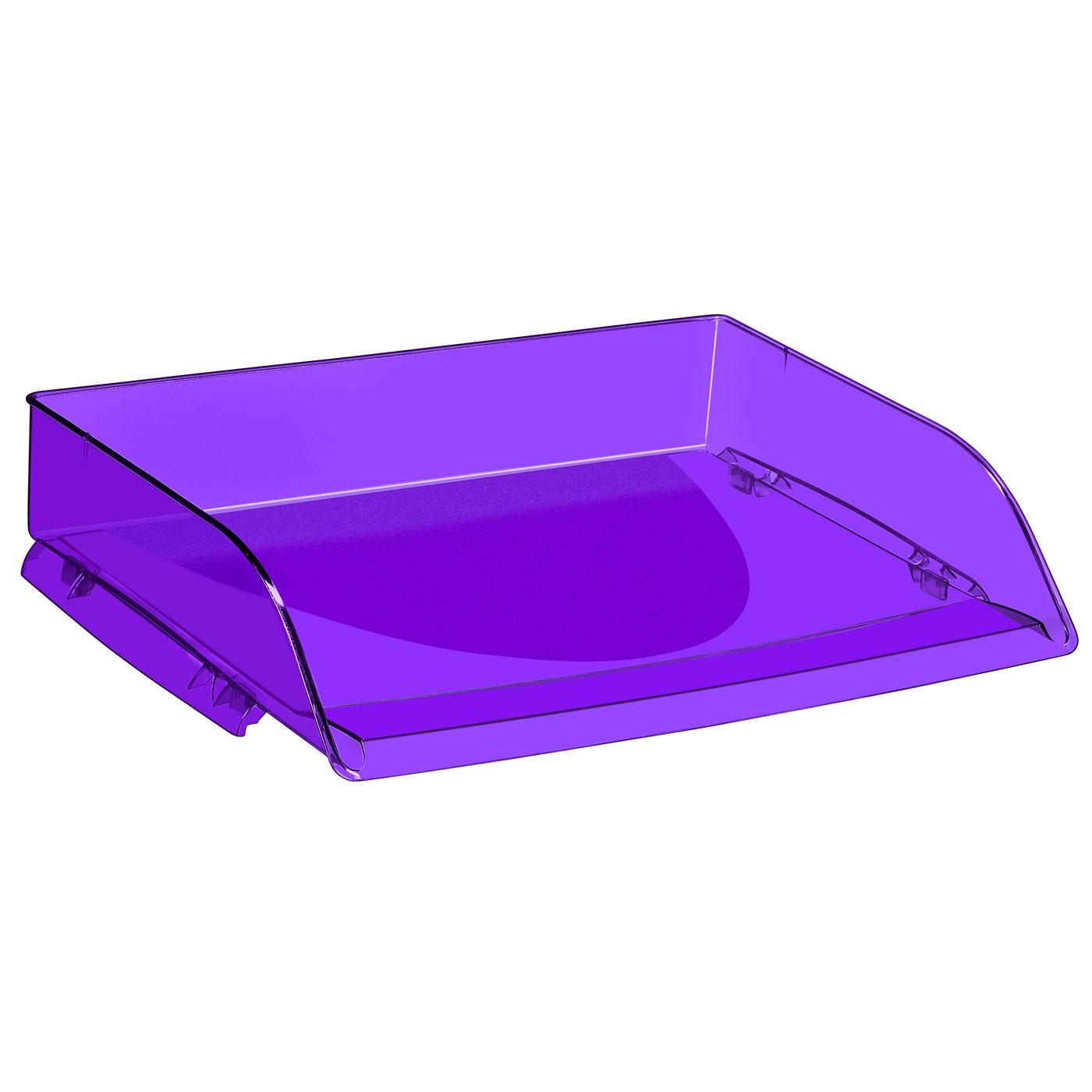 cep corbeille courrier italienne happy ultra violet corbeille courrier cep sur. Black Bedroom Furniture Sets. Home Design Ideas