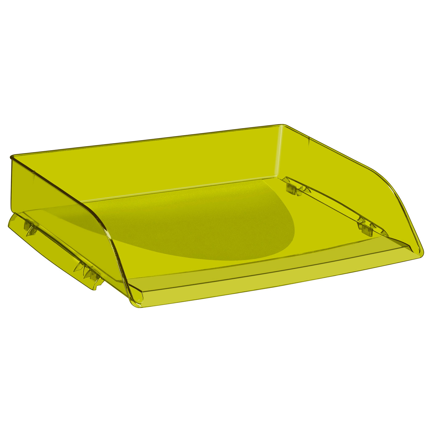 cep corbeille courrier italienne happy vert bambou. Black Bedroom Furniture Sets. Home Design Ideas
